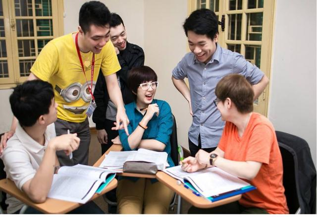 Trung tâm dạy tiếng Nhật tại Long Biên