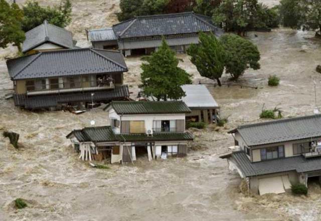Từ vựng tiếng Nhật về thảm họa