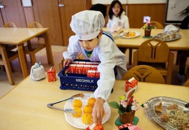 Từ vựng tiếng Nhật về hoạt động nấu ăn