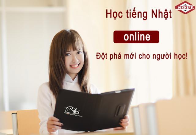 Những lợi ích khi bạn học tiếng Nhật trực tuyến