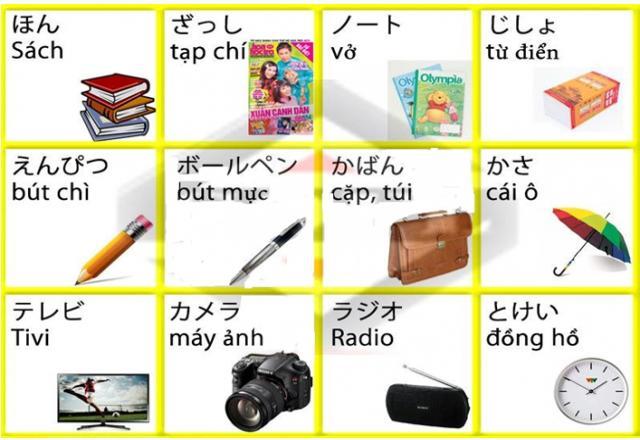 Chia sẻ phương pháp học từ vựng tiếng Nhật hiệu quả của du học sinh