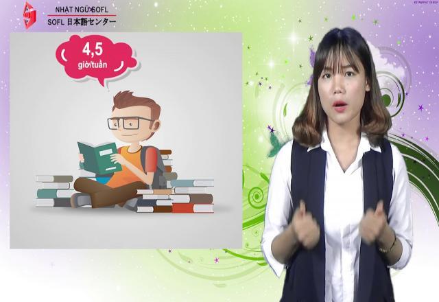 """Những cách học tiếng Nhật thú vị """"đánh bay"""" sự nhàm chán"""