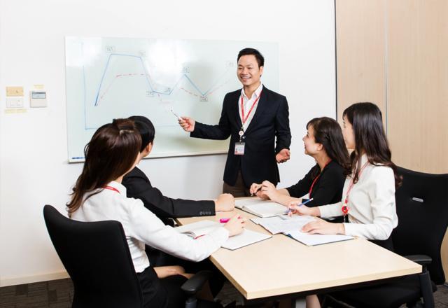 Khóa học tiếng Nhật trong doanh nghiệp nào phù hợp nhất