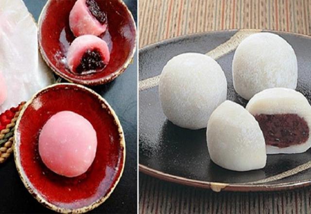 Học tiếng Nhật và tìm hiểu về cách làm bánh Mochi thơm ngon