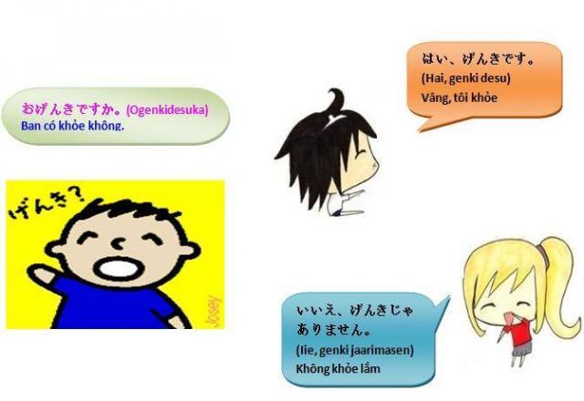 Những câu giao tiếp tiếng Nhật cơ bản ở nhà hàng