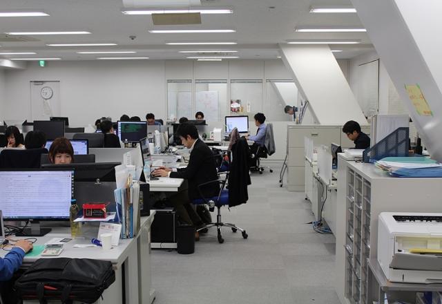 40 từ vựng tiếng Nhật trong công ty