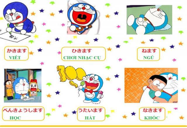 Nên học tiếng Nhật qua hình ảnh để mang lại hiệu quả