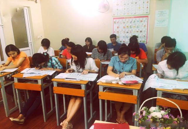 Lịch học từ vựng N3 một ngày của cô học trò xuất sắc lớp giao tiếp
