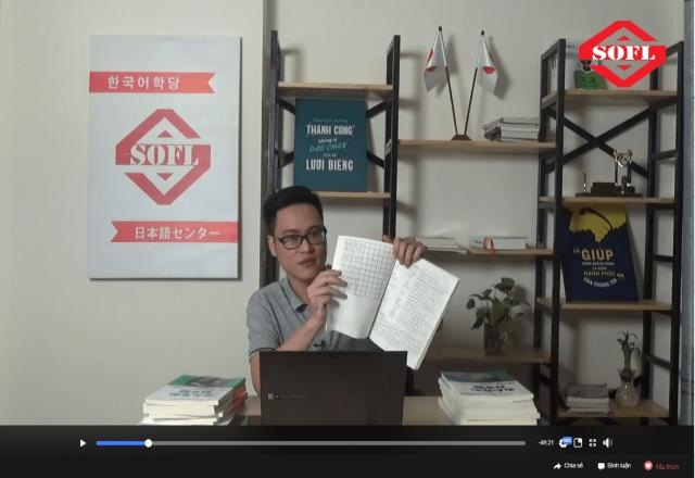 Học tiếng Nhật hiệu quả qua livestream - xu hướng mới thời đại