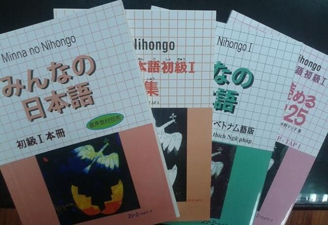 Tài liệu tiếng Nhật sơ cấp bằng hình ảnh nên học