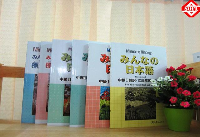 Tìm hiểu về giáo trình tiếng Nhật MINNA NO NIHONGO chuẩn