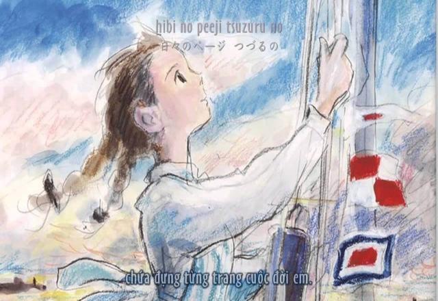 Học tiếng Nhật qua bài hát Sayonara no Natsu