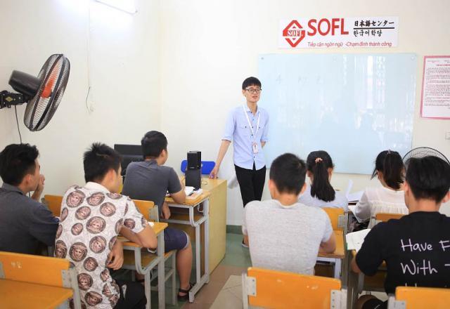Khóa học tiếng Nhật cấp tốc sơ cấp 1 tại Hà Nội