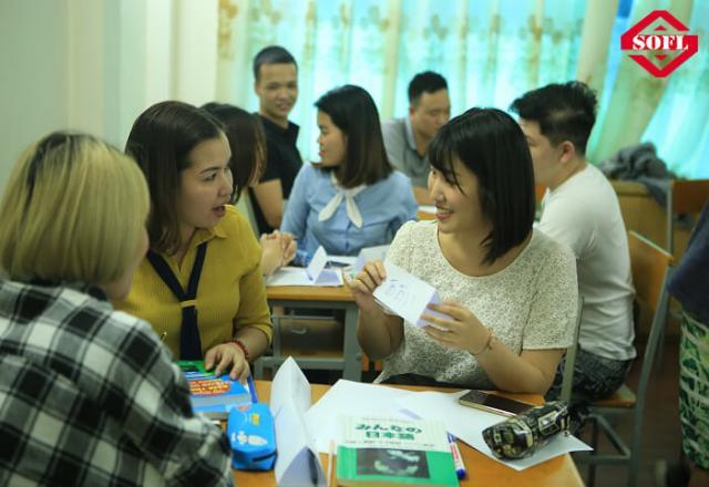 Tại sao nên đăng ký khóa học tiếng Nhật giao tiếp ở SOFL?