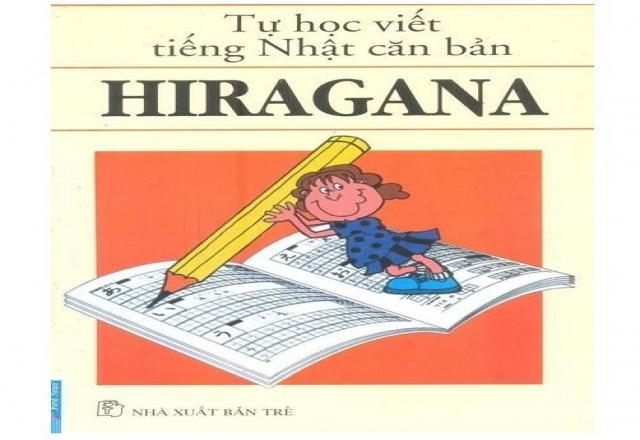 Review sách tự học viết tiếng Nhật căn bản Hiragana