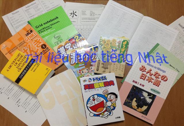 Tổng hợp tài liệu học tiếng Nhật hay nhất