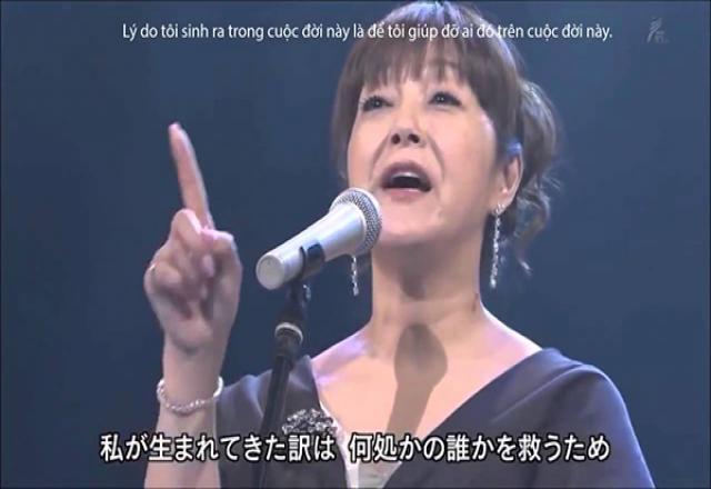 """Học tiếng Nhật qua bài hát """" Lý do của sự sống"""""""