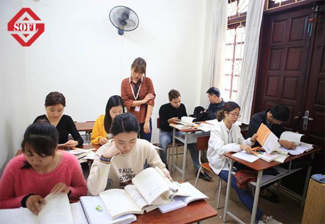 Khóa học tiếng Nhật sơ cấp 1 uy tín tại TP. Hồ Chí Minh