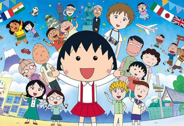 Cách học tiếng Nhật qua phim hoạt hình Maruko