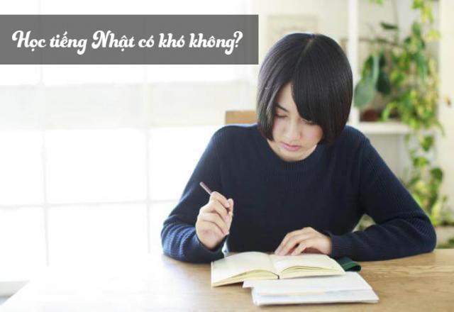 Học tiếng Nhật| Những điểm khó khi học tiếng Nhật