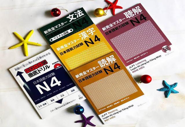 Giáo trình học tiếng Nhật N4 phần đọc hiểu