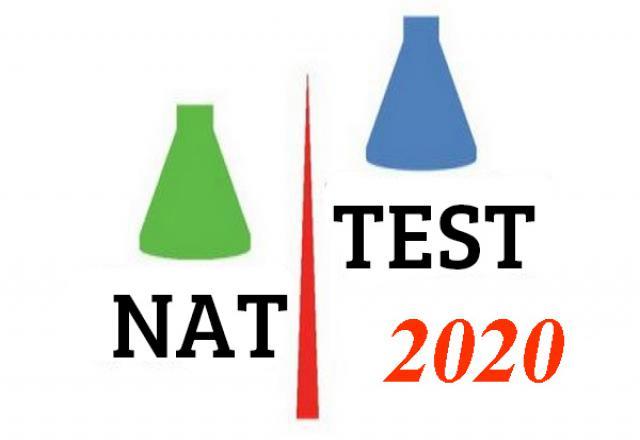 Những thông tin quan trọng nhất chuẩn bị cho kỳ thi Nat-Test 2020